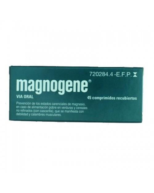magnogene (45 comprimidos recubiertos )